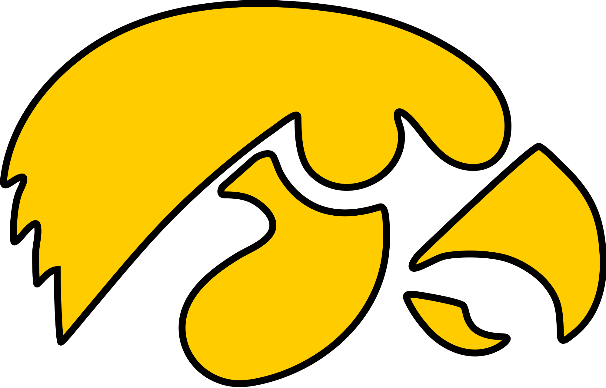 hawkeyes png file size 127 kb file type png manilla University Symbol ... Q Significa Parrot En Ingles